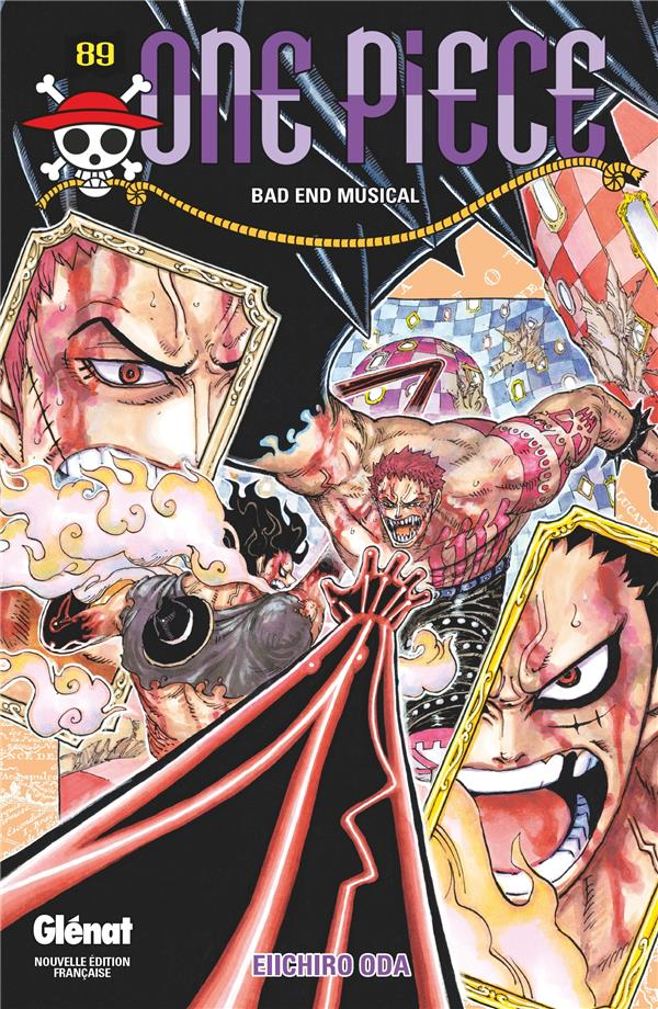 ONE PIECE - EDITION ORIGINALE - TOME 89 - BAD END MUSICAL