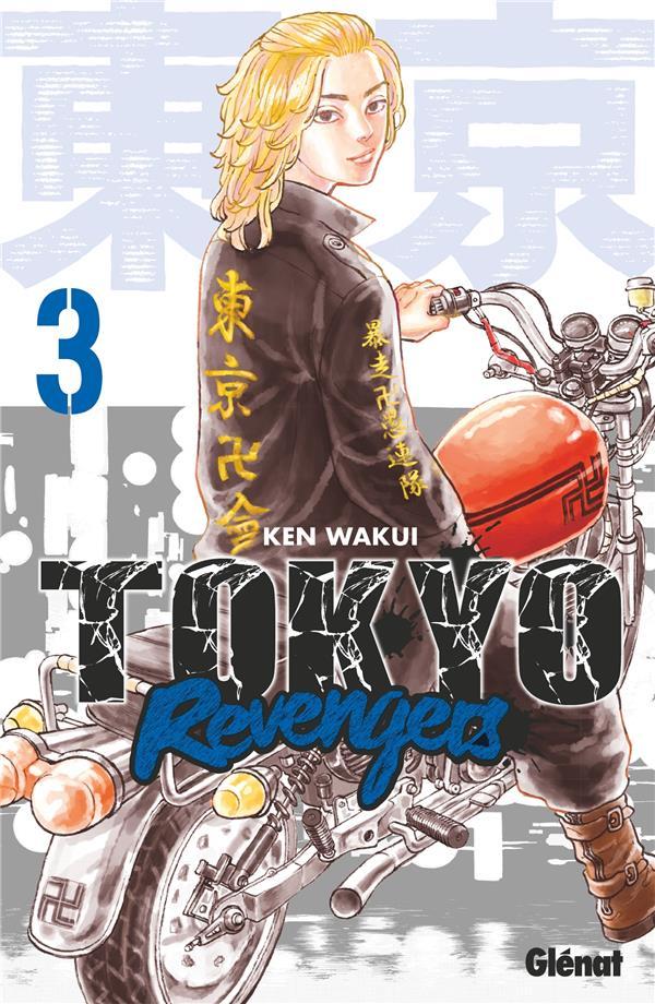 TOKYO REVENGERS - TOME 03  GLENAT
