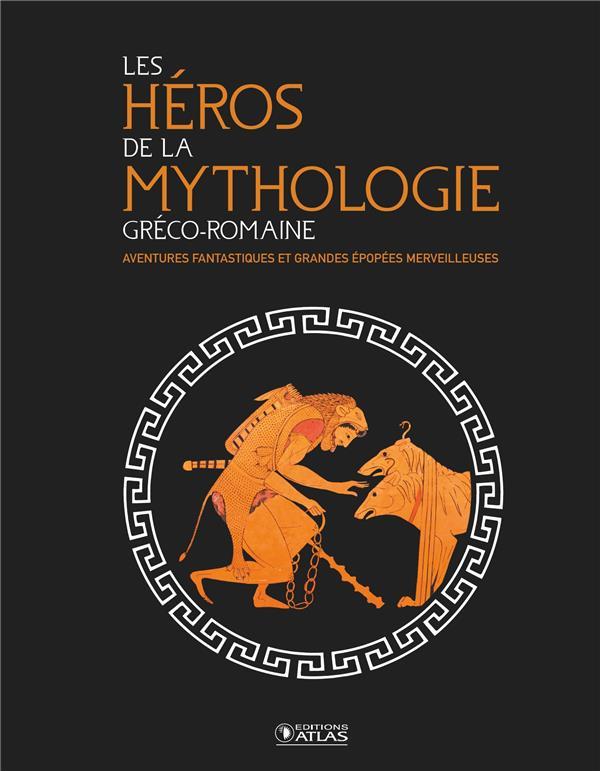 LES HEROS DE LA MYTHOLOGIE GRE XXX ATLAS