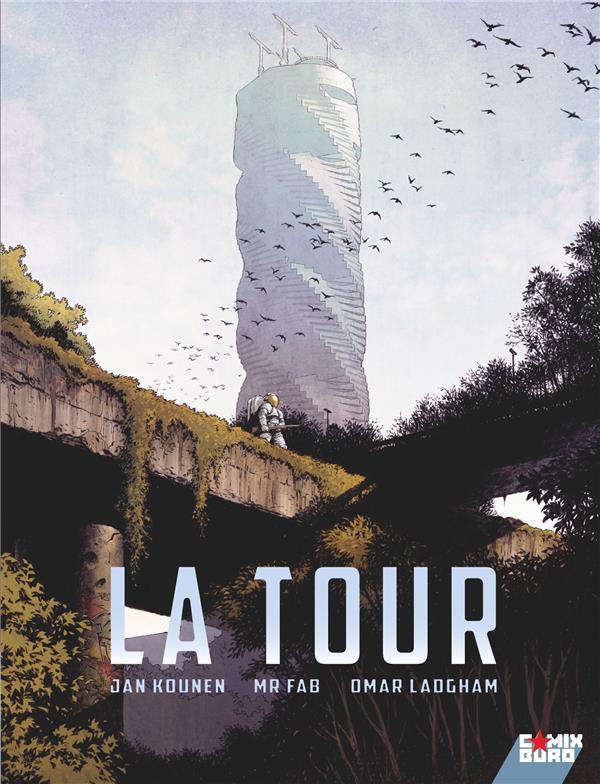 LA TOUR KOUNEN/LADGHAM GLENAT