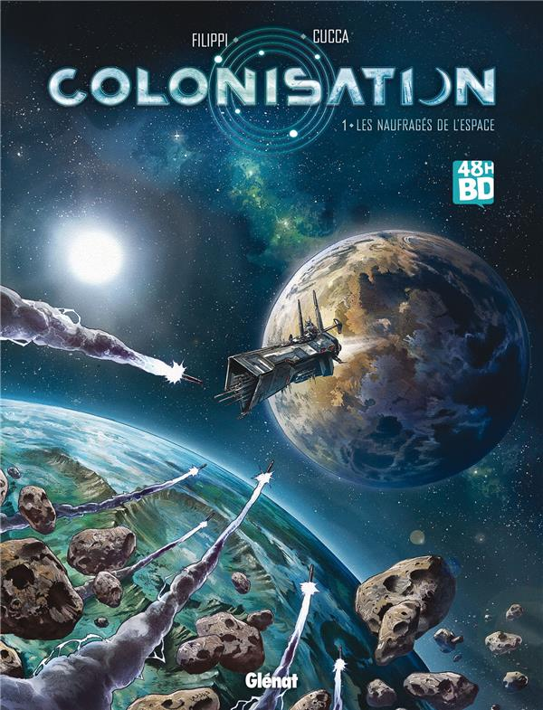 COLONISATION T01 (48H BD 2019)