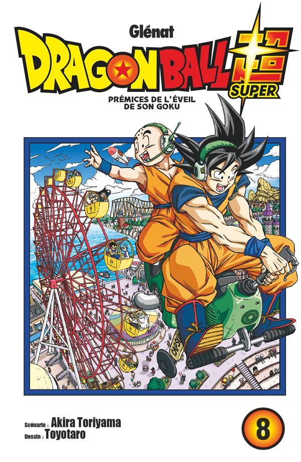 DRAGON BALL SUPER - TOME 08 TORIYAMA/TOYOTARO GLENAT