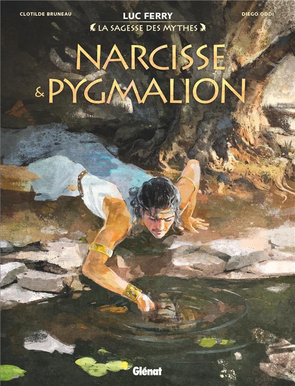 NARCISSE et PYGMALION BRUNEAU/ODDI GLENAT