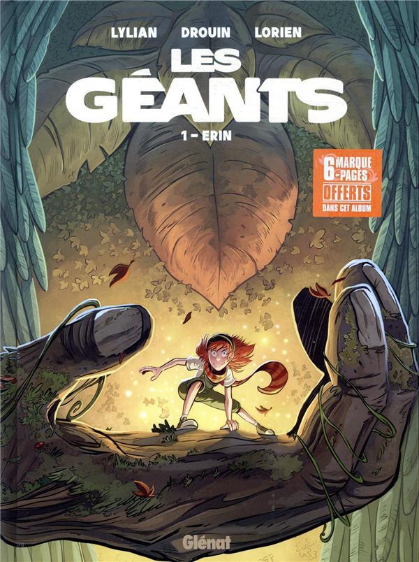 LES GEANTS T.1  -  ERIN LYLIAN/DROUIN GLENAT
