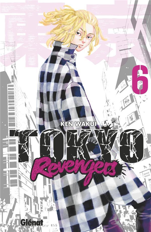 TOKYO REVENGERS T.6 WAKUI, KEN GLENAT