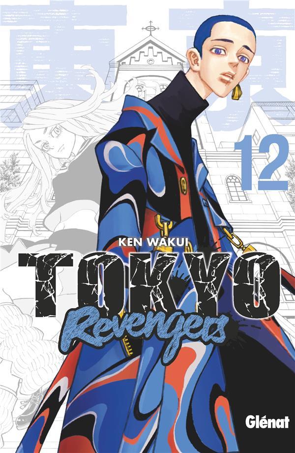 TOKYO REVENGERS T.12 WAKUI KEN GLENAT