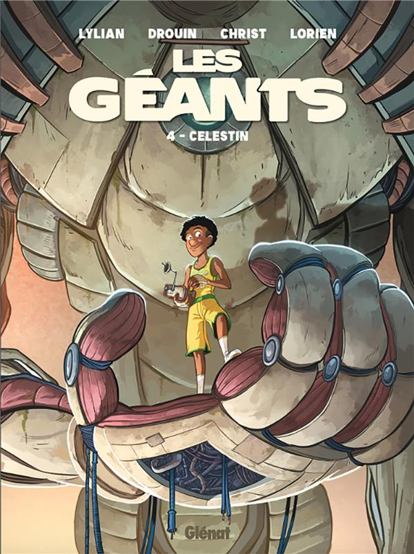 LES GEANTS T.4  -  CELESTIN