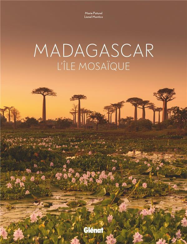 MADAGASCAR  -  L'ILE MOSAIQUE PATUREL/MONTICO GLENAT