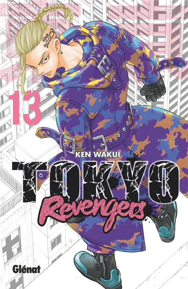 TOKYO REVENGERS T.13 WAKUI KEN GLENAT