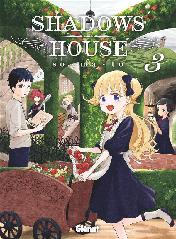 SHADOWS HOUSE T.3