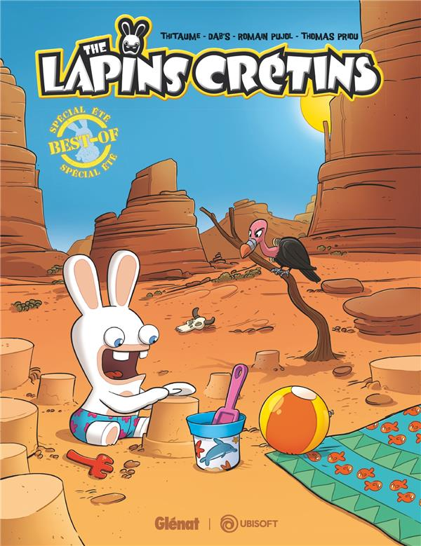 THE LAPINS CRETINS  -  BEST OF SPECIAL ETE (EDITION 2020)