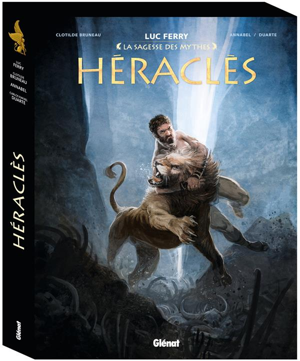 HERACLES  -  COFFRET T.1 A T.3