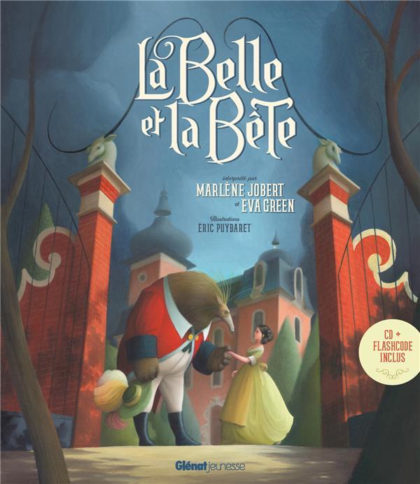 MARLENE JOBERT RACONTE  -  LA BELLE ET LA BETE