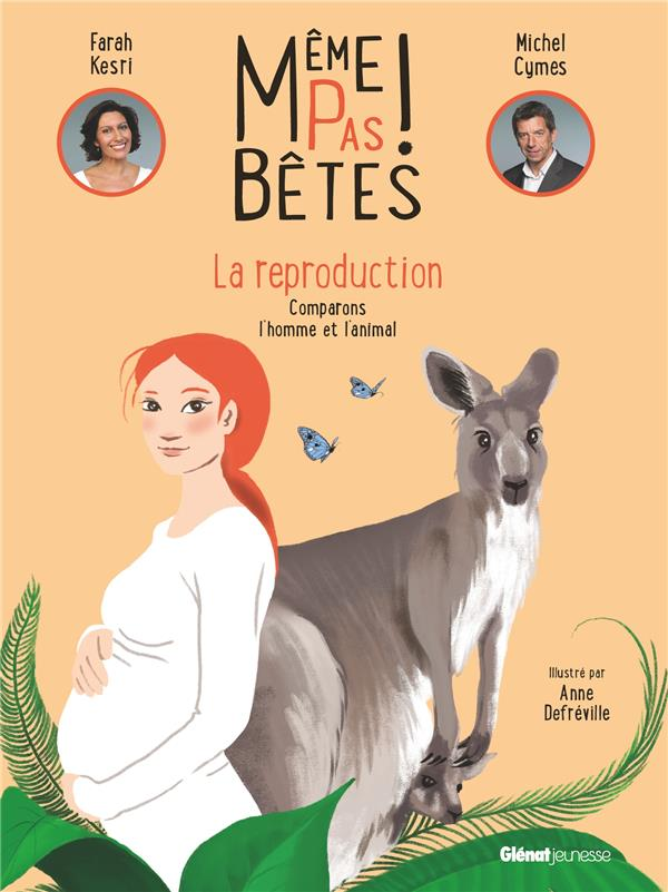 MEME PAS BETES !  LA REPRODUCTION : COMPARONS L'HOMME ET L'ANIMAL