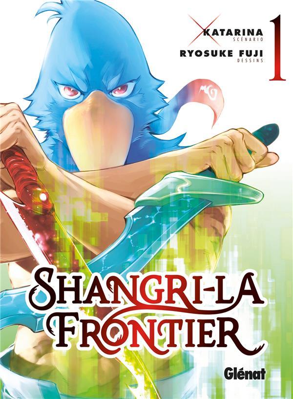 SHANGRI-LA FRONTIER T.1 KATARINA/FUJI GLENAT