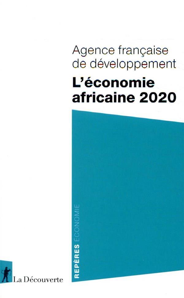 L'ECONOMIE AFRICAINE (EDITION 2020)
