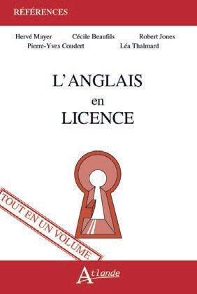 L'ANGLAIS EN LICENCE MAYER HERVE (DIR.) ATLANDE
