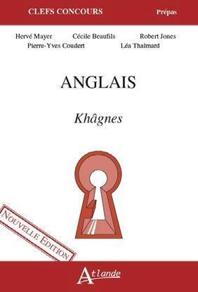 ANGLAIS - KHAGNES MAYER HERVE (DIR.) ATLANDE