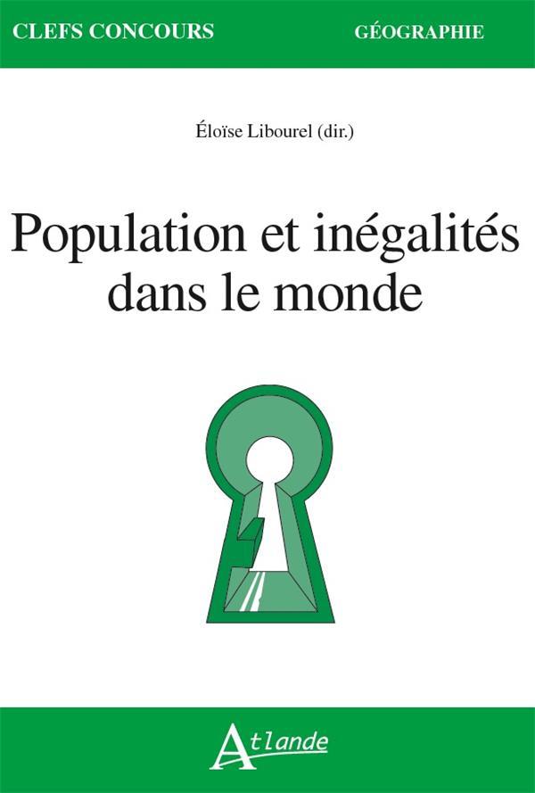 POPULATION ET INEGALITES DANS LE MONDE