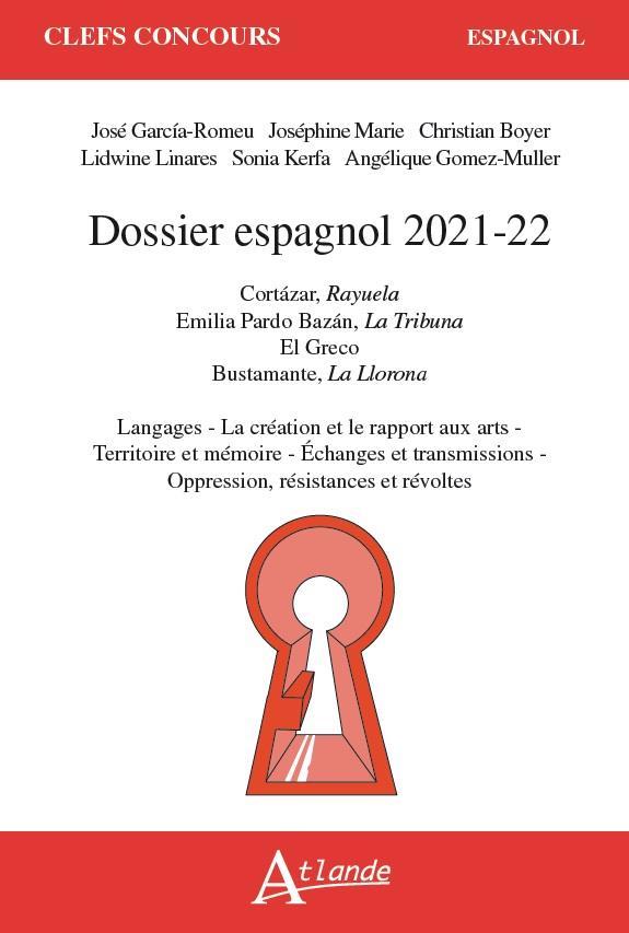 DOSSIER ESPAGNOL (EDITION 20212022)
