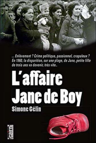 L'AFFAIRE JANE DE BOY GELIN SIMONE CAIRN