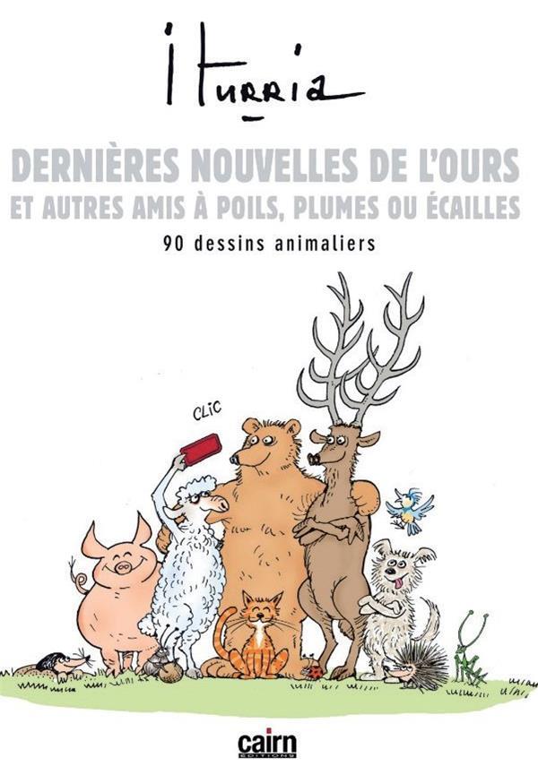 DERNIERES NOUVELLES DE L-OURS