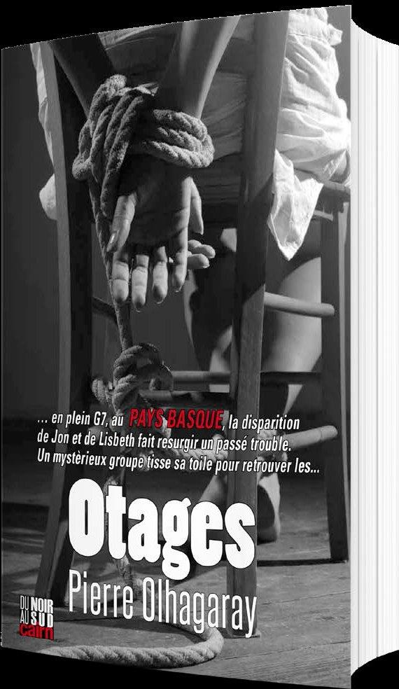 OTAGES OLHAGARAY, PIERRE CAIRN