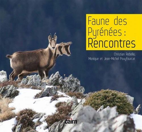 FAUNE DES PYRENEES : RENCONTRES POUYFOURCAT/REBELLE CAIRN