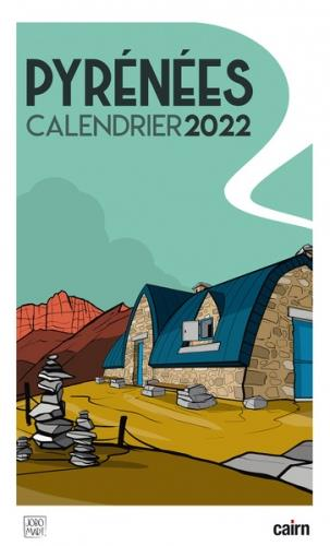 PYRENEES, CALENDRIER (EDITION 2022)