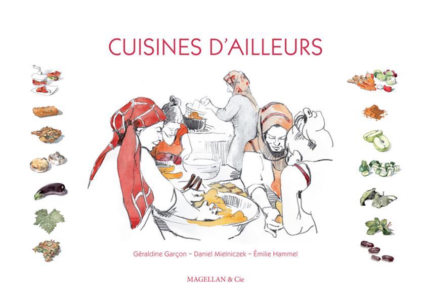 CUISINE D'AILLEURS