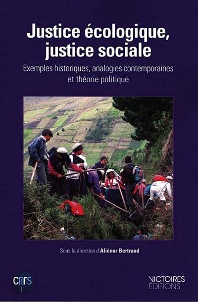 JUSTICE ECOLOGIQUE, JUSTICE SOCIALE