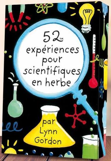 52 EXPERIENCES POUR SCIENTIFIQUES EN HERBE GORDON LYNN 365 PARIS