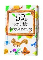 52 ACTIVITES DANS LA NATURE GORDON LYNN 365 PARIS