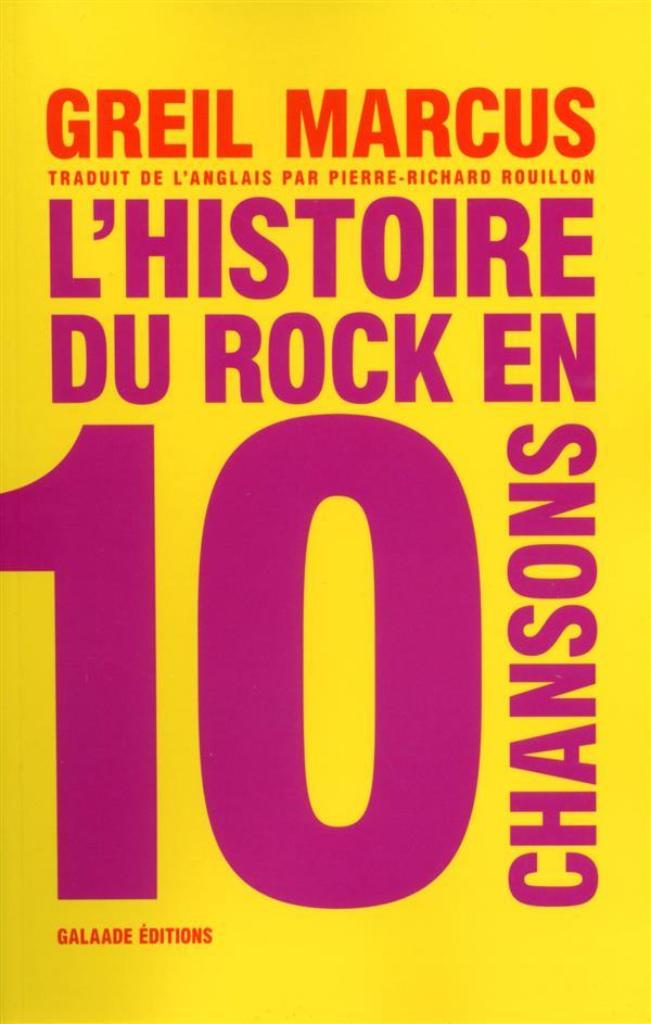 L'HISTOIRE DU ROCK EN 10 CHANSONS