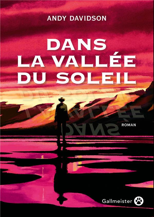 DANS LA VALLEE DU SOLEIL DAVIDSON, ANDY GALLMEISTER