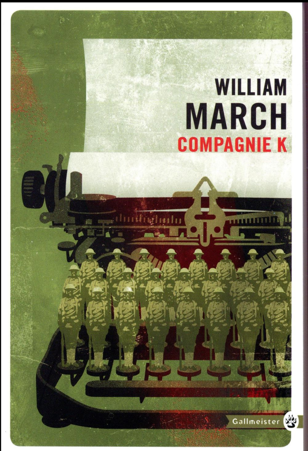 March William - COMPAGNIE K NED