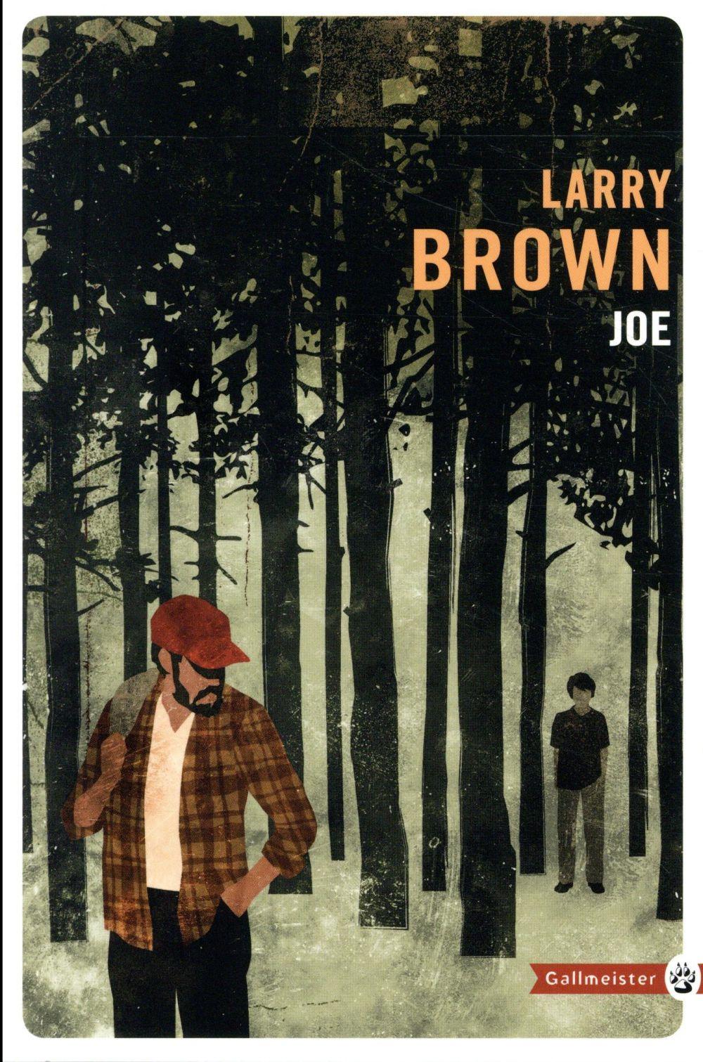 JOE BROWN LARRY GALLMEISTER