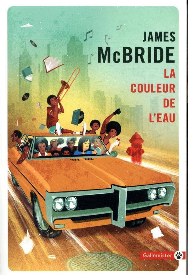 LA COULEUR DE L-EAU MCBRIDE JAMES GALLMEISTER