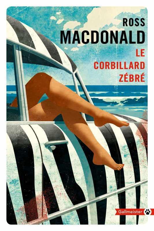 LE CORBILLARD ZEBRE MACDONALD, ROSS GALLMEISTER