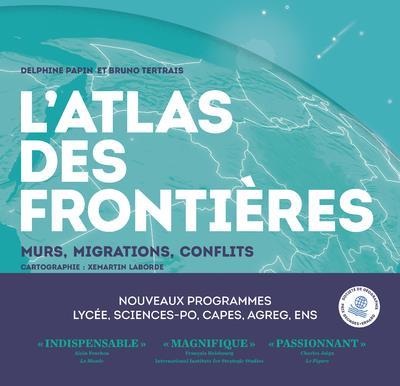 L'ATLAS DES FRONTIERES XXX ARENES