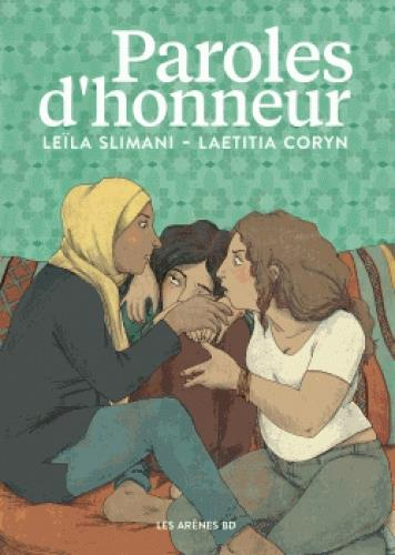 PAROLES D-HONNEUR SLIMANI LEILA ARENES