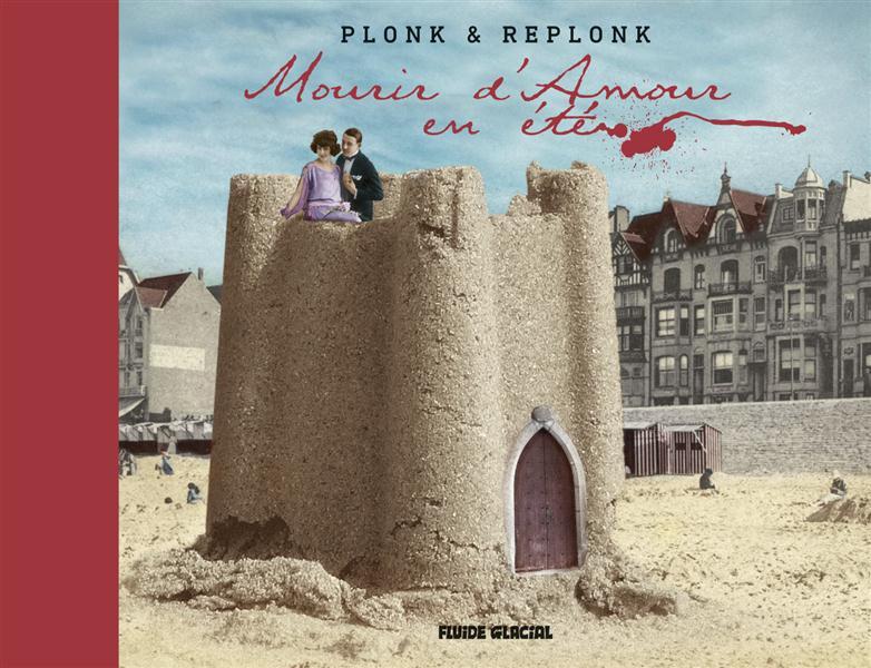 CARTES POSTALES DE PLONK & REP PLONK ET REPLONK FLUIDE GLACIAL