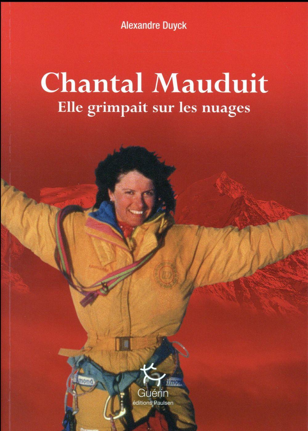 CHANTAL MAUDUIT - ELLE GRIMPAIT SUR LES NUAGES DUYCK ALEXANDRE Guérin