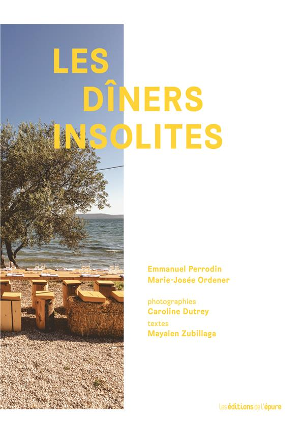 LES DINERS INSOLITES