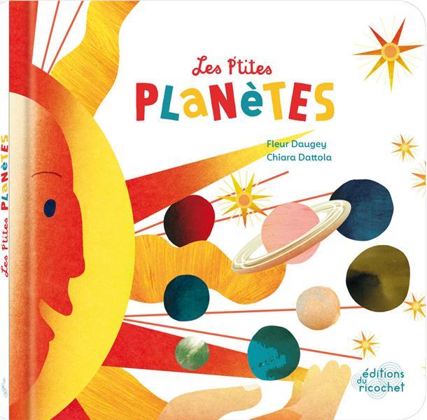 LES P'TITES PLANETES  -  ASTRONOMIE