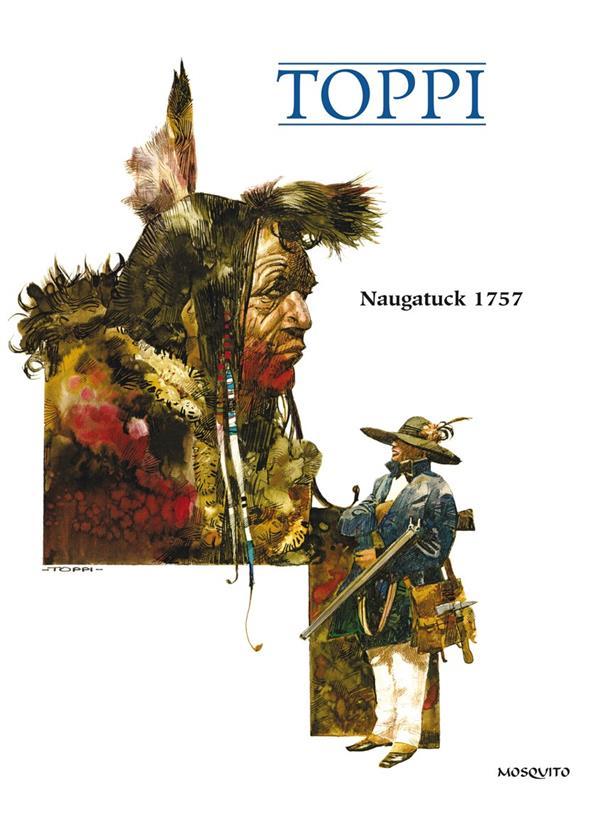 NAUGATUCK 1757 TOPPI SERGIO MOSQUITO