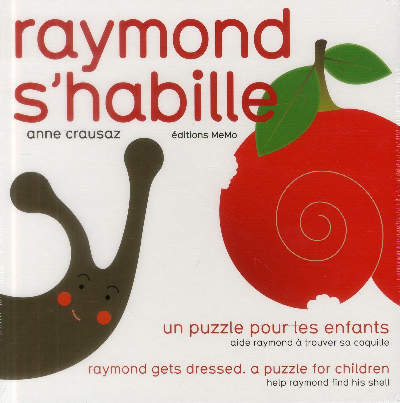 RAYMOND S-HABILLE CRAUSAZ ANNE MEMO