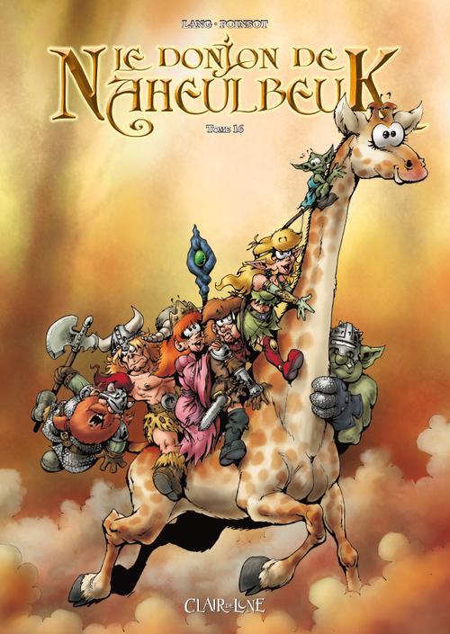 LE DONJON DE NAHEULBEUK - TOME 16