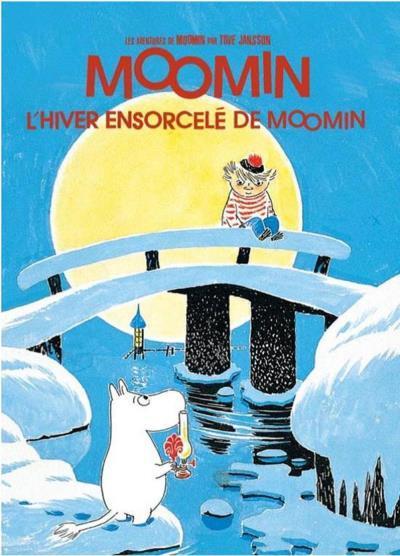 Les aventures de Moomin L'hiver ensorcelé de Moomin