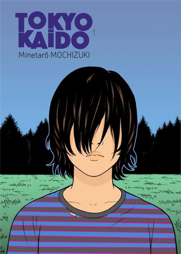 TOKYO KAIDO 1 - LES ENFANTS PR MOCHIZUKI MINETARO LEZARD NOIR